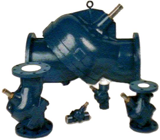 bomba de carcasa bipartida